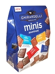 Ghirardelli Minis Assortment, (17 Ounce Variety Bag)