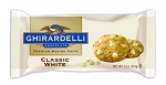 Ghirardelli White Chips 11 Oz, (12 Pack)