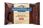 Ghirardelli Double Chocolate 10 Oz, (12 Pack)