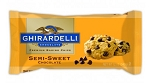 Ghirardelli Semi Sweet Chips 12 Oz, (12 Pack)