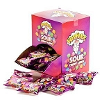 Warheads Chewy Cubes Trial Size, (Pack of 42)
