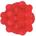 Gimbals Taffy Lite Cherry Chews, 5 Pounds