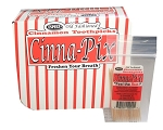 Old Fashioned Cinnamon Toothpicks, (Pack of 24)