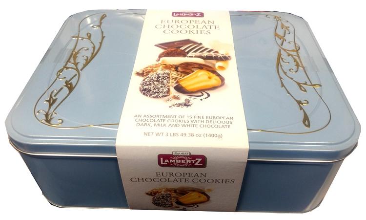 Lambertz European Chocolate Cookies Assortment The