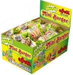 E-Frutti Sour Gummy Burgers, (Pack of 60)