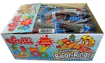 E-Frutti Gummy Bear Rings, (Pack of 100)