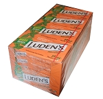 Ludens Menthol Cough Drops 20 Piece Boxes, (Pack of 20)