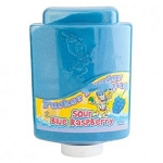 Pucker Powder Sour Blue Raspberry Candy, 9 Ounces