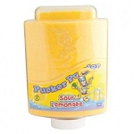 Pucker Powder Sour Lemonade Candy, 9 Ounces