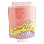 Pucker Powder Sour Wild Cherry Candy, 9 Ounces