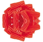 Kookaburra Red Raspberry Licorice Candy, (15.4 Pounds)