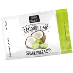 Project 7 Sugarfree Coconut Lime Gum .69 Ounce Packs, (Pack of 12)
