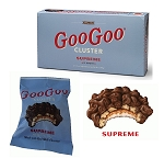 Supreme Goo Goo Clusters, (Pack of 12)