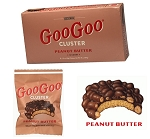 Peanut Butter Goo Goo Clusters, (Pack of 12)