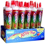 Astro Pops Original Lollipops, (Pack of 24)