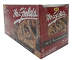 Mrs Fields Dark Chocolate Oatmeal Cookies, (Pack of 12)