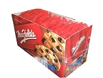 Mrs Fields Semi Sweet Chocolate Chip Cookies, (Pack of 12)