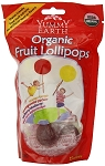 Yummy Earth Organic Lollipops 3 Ounce Bags, (Pack of 6)
