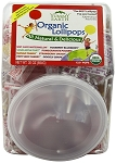 Yummy Earth Organic Lollipops, (Pack of 125)