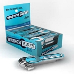 Wrench Mints Peppermint Candy Mints, (Pack of 12)