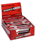 Wrench Mints Cinnamon Candy Mints, (Pack of 12)