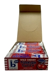 Bonomo Wild Cherry Taffy, (Pack of 24)
