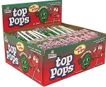 Top Pops Watermelon Chewy Taffy Candy, (Pack of 48)