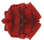 Kookaburra Red Strawberry Licorice Candy, (15.4 Pounds)
