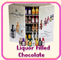 Liquor Filled Chocolates