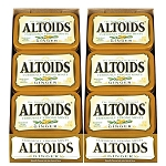 Altoids Ginger Mints, (Pack of 12)