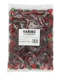 Haribo Gummy Strawberries, 5 Pound Bag