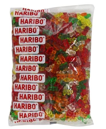 haribo sugarless gummy bears theonlinecandyshop com buy haribo