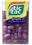 Tic Tac Grape, (Pack of 12)
