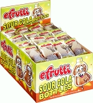 E-Frutti Sour Cola Bottles Gummy Candy, (Pack of 80)