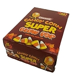 Charms Candy Corn Super Blow Pops (Pack of 48)