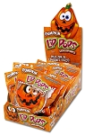 Halloween Pumpkin Lip Pops (Pack of 24)