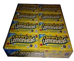 Ferrara Pan Chewy Lemonhead Blue Raspberry Candy, (Pack of 24)