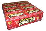 Chewy Lemonhead Redrific Candy, (Pack of 24)
