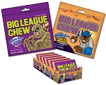 Big League Chew Halloween Gum (Pack of 12)