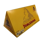 Toblerone Milk Chocolate 3.52 Ounce Bars, (Pack of 9)