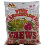 Albert's Pink Lemonade Fruit Chews (Pack of 240)
