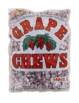 Albert's Grape Fruit Chews (Pack of 240)