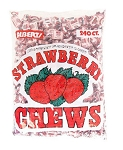 Albert's Strawberry Fruit Chews (Pack of 240)