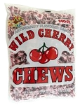 Albert's Wild Cherry Fruit Chews (Pack of 240)