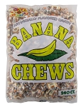 Albert's Banana Fruit Chews (Pack of 240)
