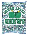 Albert's Green Apple Chews (Pack of 240)