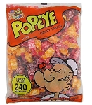 Albert's Popeye Fruit Chews (Pack of 240)