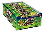 Airheads Xtremes Rainbow Sourfuls Sour Belts Candy, (Pack of 18)