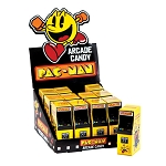 Pacman Arcade Strawberry Candies (Pack of 12)