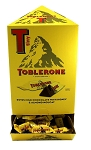 Toblerone Tiny Chocolate Bars, (Pack of 100)